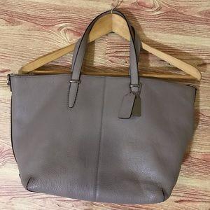 Coach leather handbag 👜